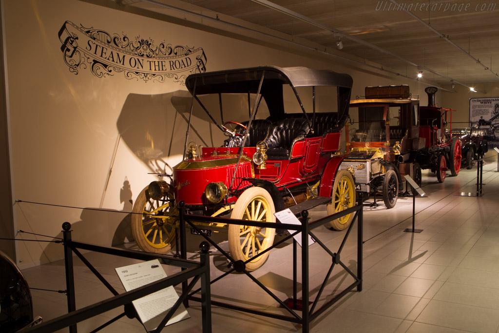Steam Cars    - The Louwman Museum
