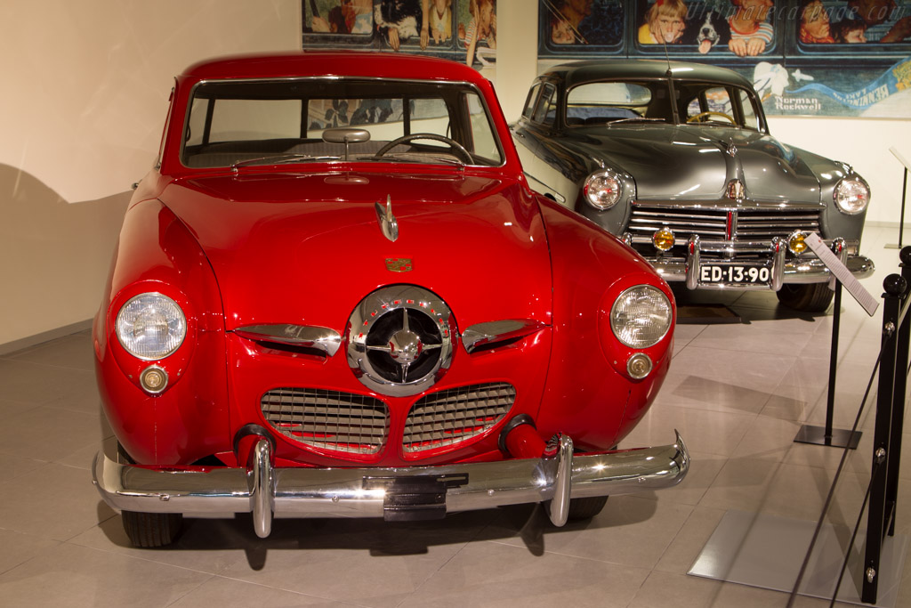 Studebaker Champion    - The Louwman Museum