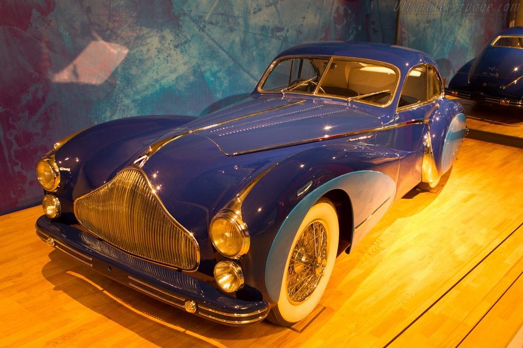 Talbot Lago T26 Grand Sport Saoutchik Coupe    - The Louwman Museum