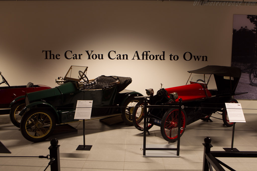 Tamplin Cycle Car    - The Louwman Museum