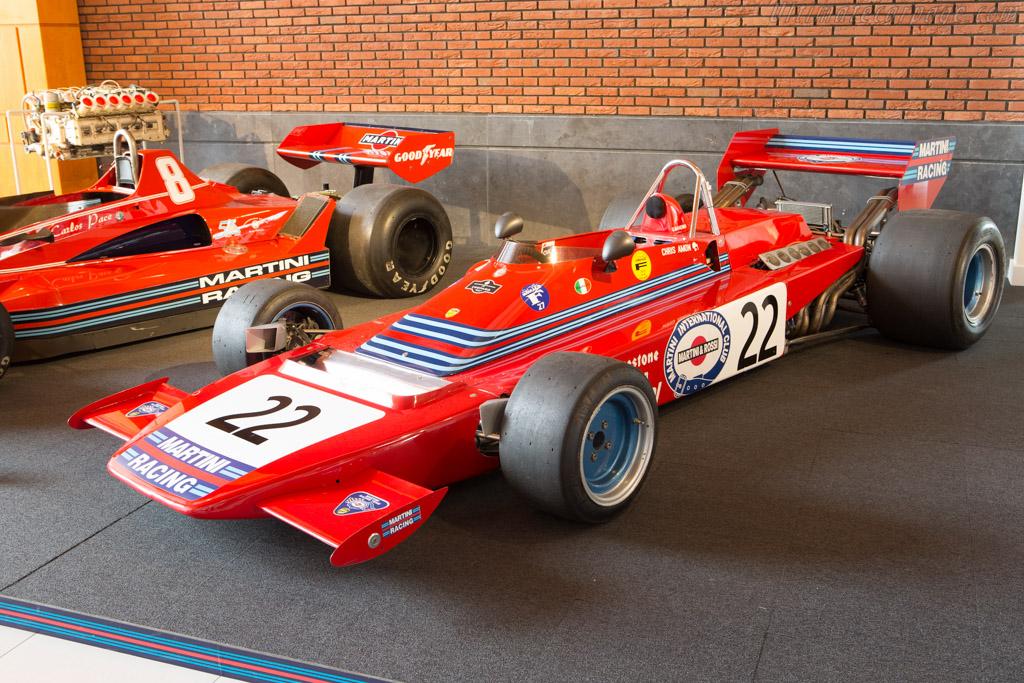 Tecno-Goral E731 - Chassis: E731/01  - The Louwman Museum