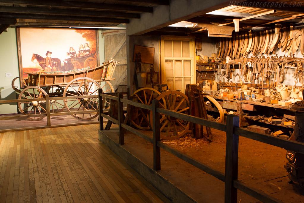 The Dawn of Motoring    - The Louwman Museum