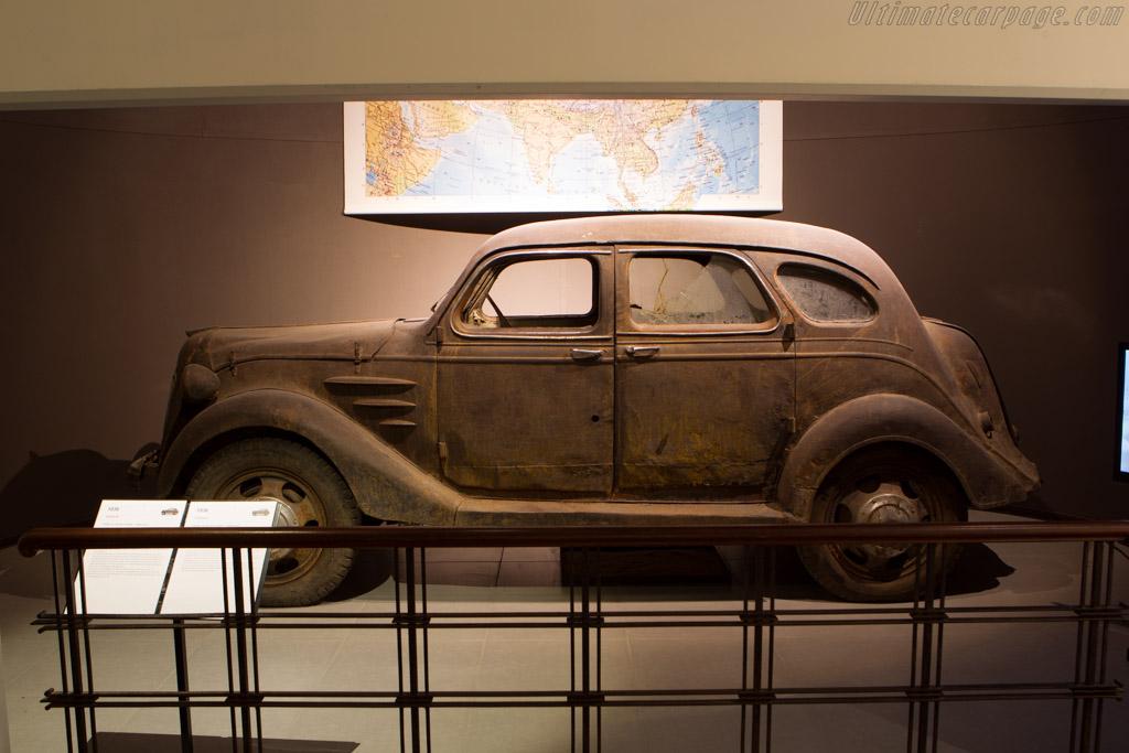 Toyota AA    - The Louwman Museum