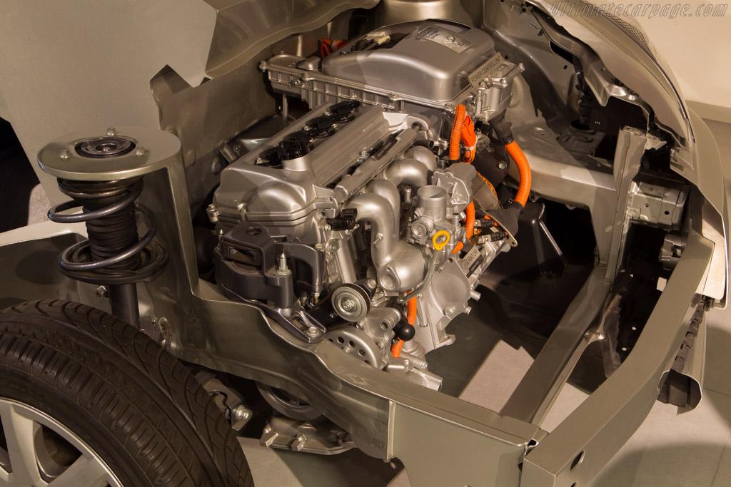 Toyota Prius    - The Louwman Museum