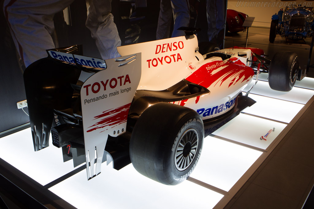 Toyota TF109    - The Louwman Museum