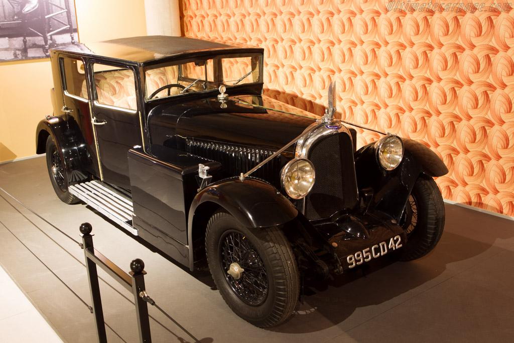 Voisin C23 Myra Saloon    - The Louwman Museum