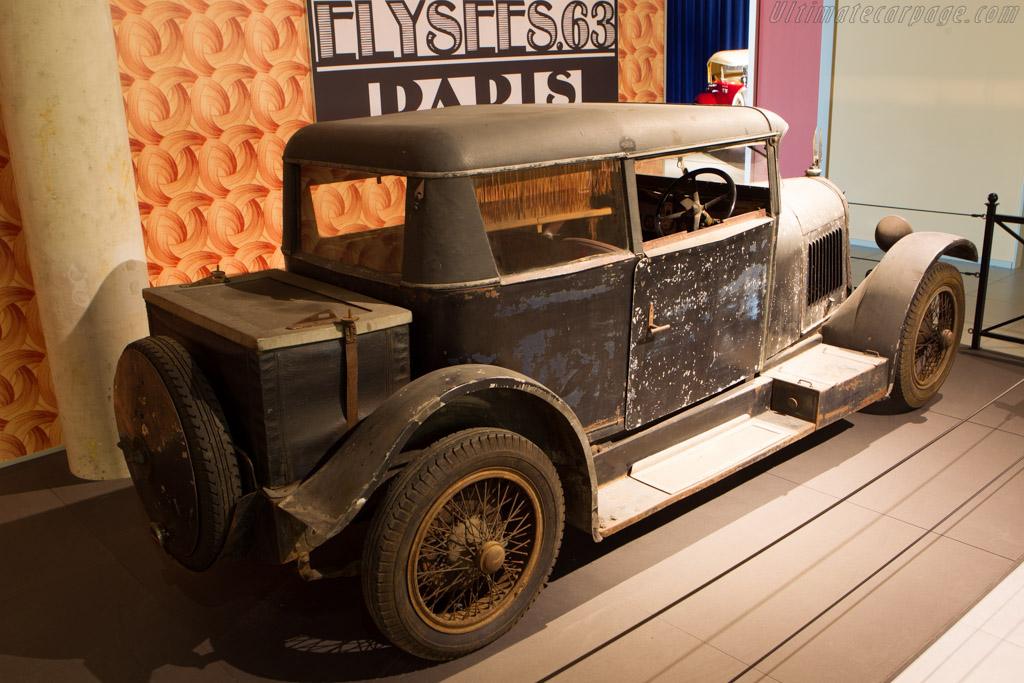 Voisin C7 Demi-Berline    - The Louwman Museum