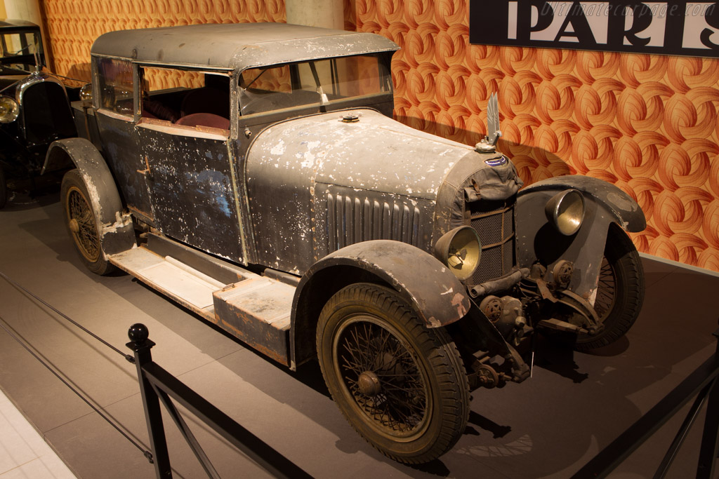 Voisin C7 Demi-Berline    - The Louwman Museum