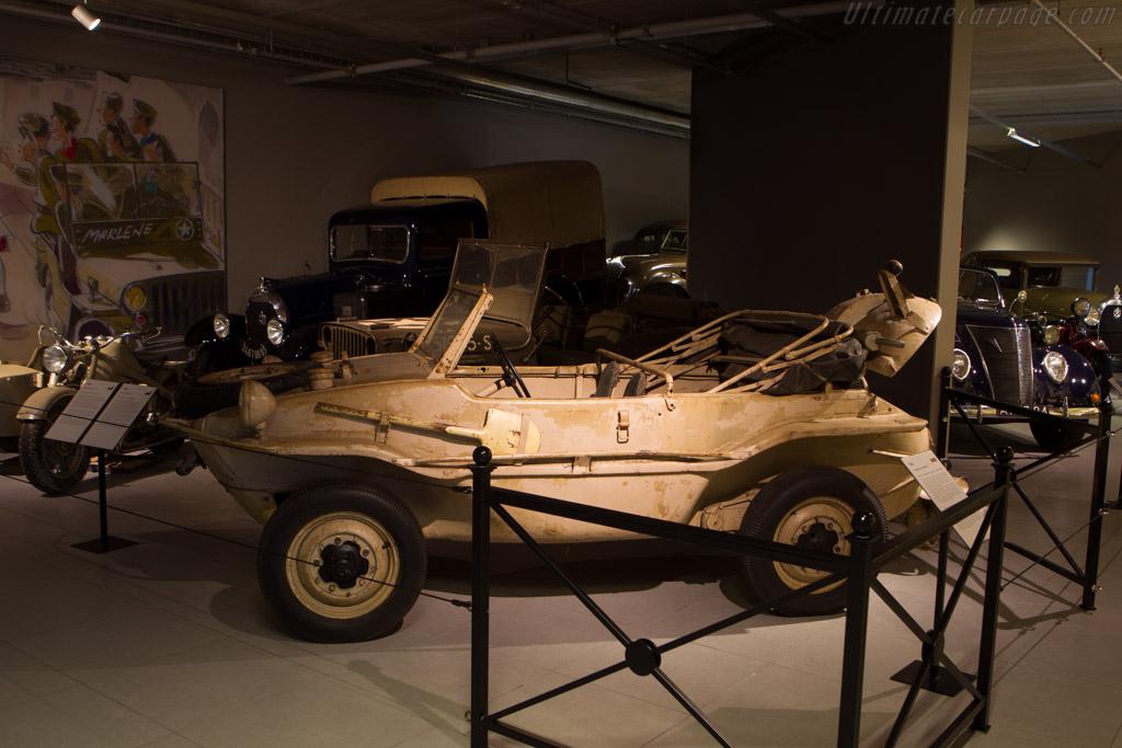 Volkswagen 166 Schwimwagen    - The Louwman Museum