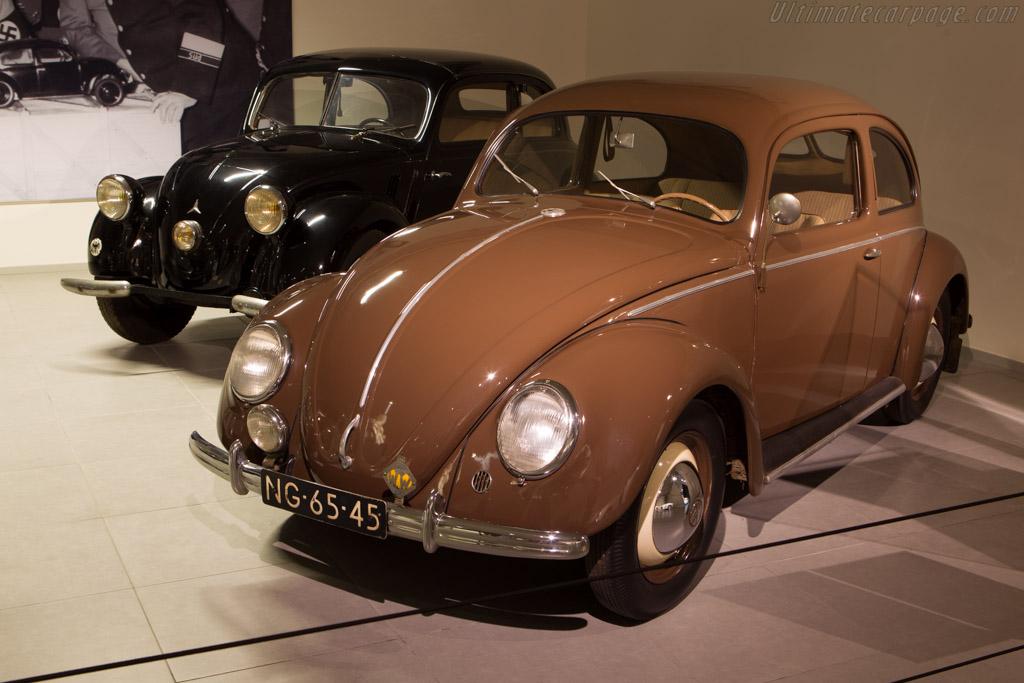 Volkswagen Beetle    - The Louwman Museum