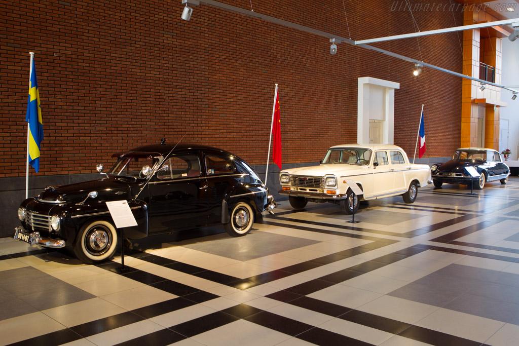 Volvo PV444 CS    - The Louwman Museum