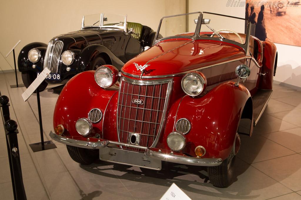 Wanderer W25K Roadster    - The Louwman Museum