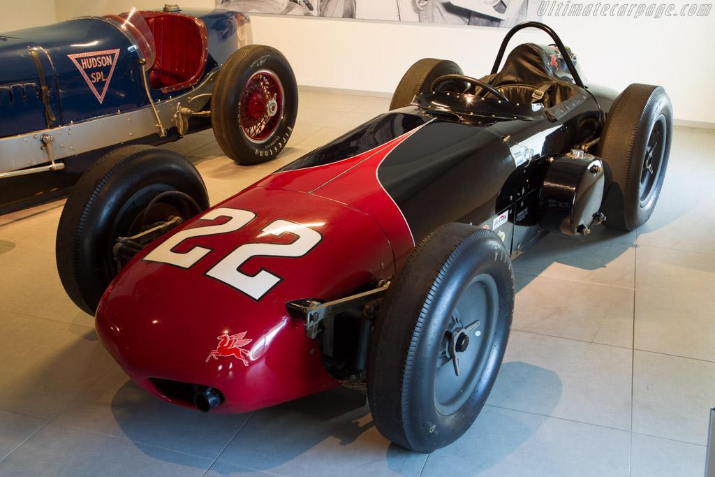 Watson Offenhauser    - The Louwman Museum