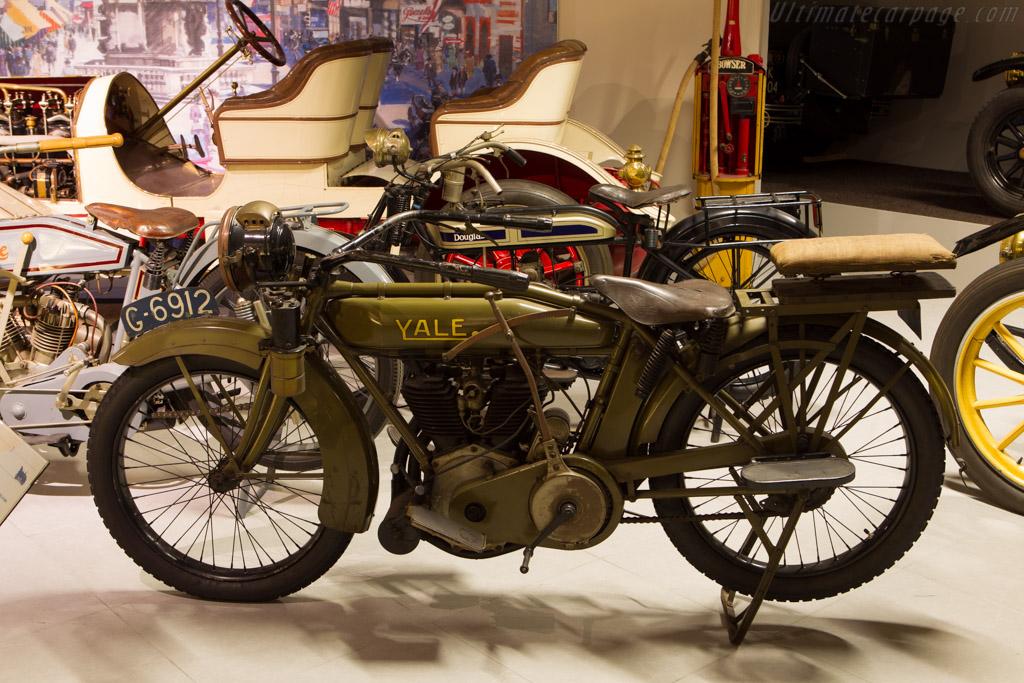 Yale    - The Louwman Museum
