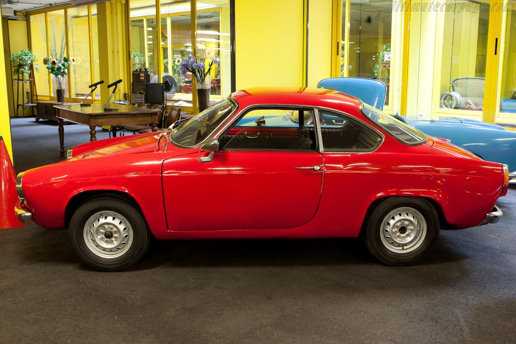 Fiat Abarth 850 Scorpione Allemano Coupe Cisitalia