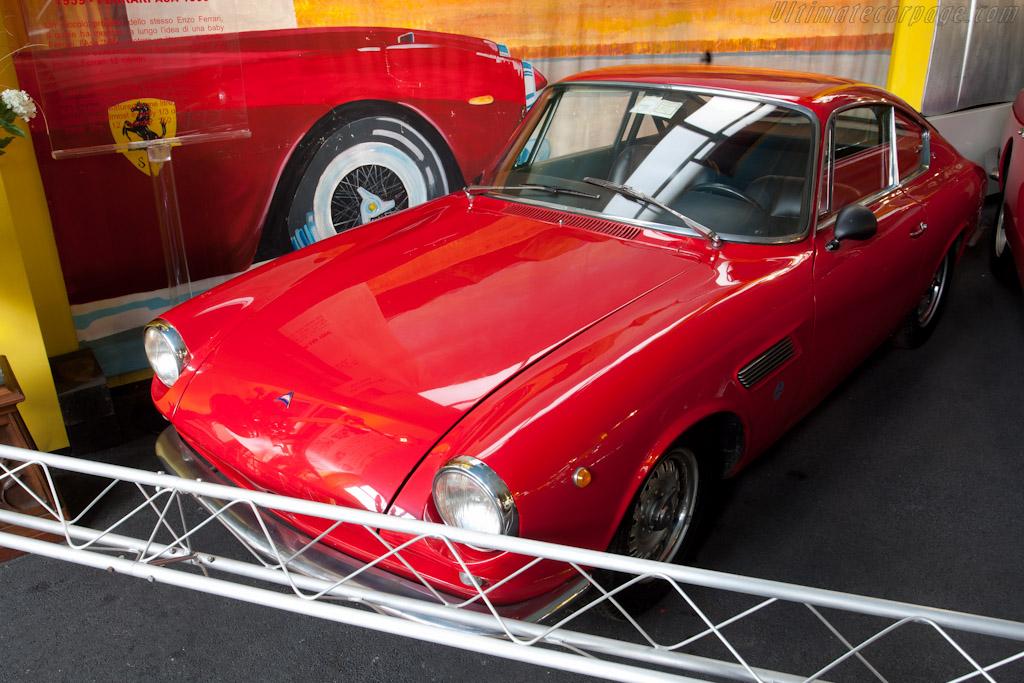 ASA 1000 GT    - Maranello Rosso