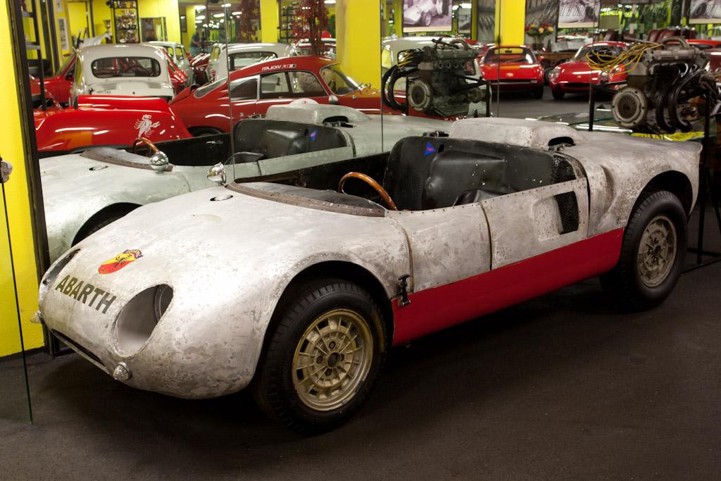 Abarth 1000 Sport 'Spyder Tubolare'   - Maranello Rosso