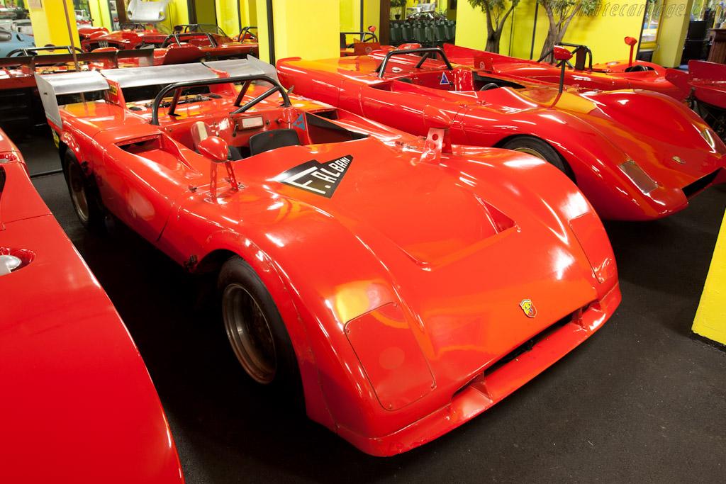 Abarth 1000 Sport SE 018    - Maranello Rosso