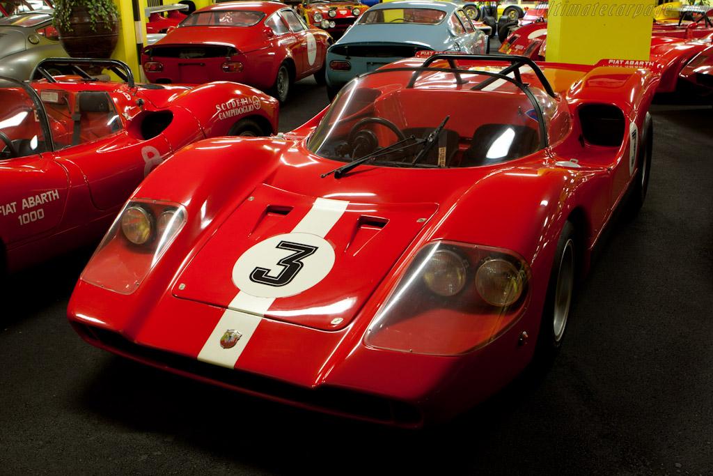 Abarth 2000 Sport SE 014    - Maranello Rosso