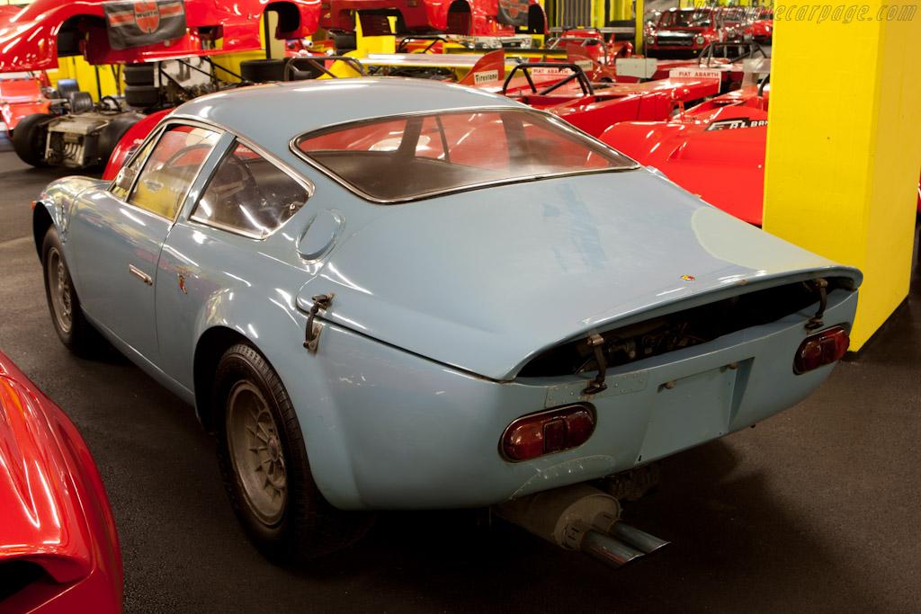 Abarth Simca 1300 Maranello Rosso
