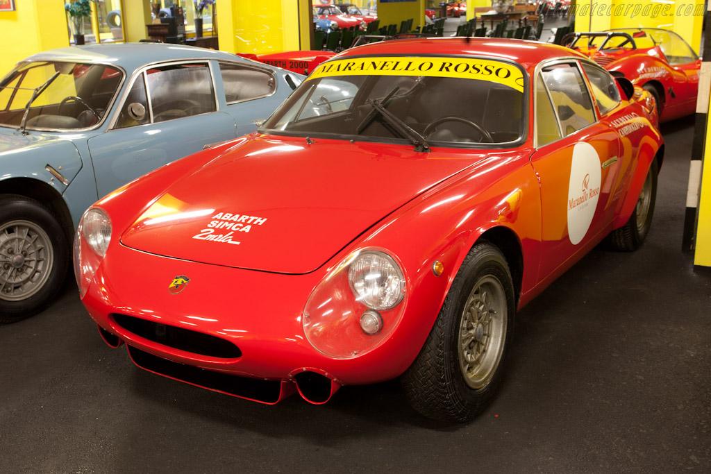Abarth Simca 2000 - Chassis: 136.0056  - Maranello Rosso