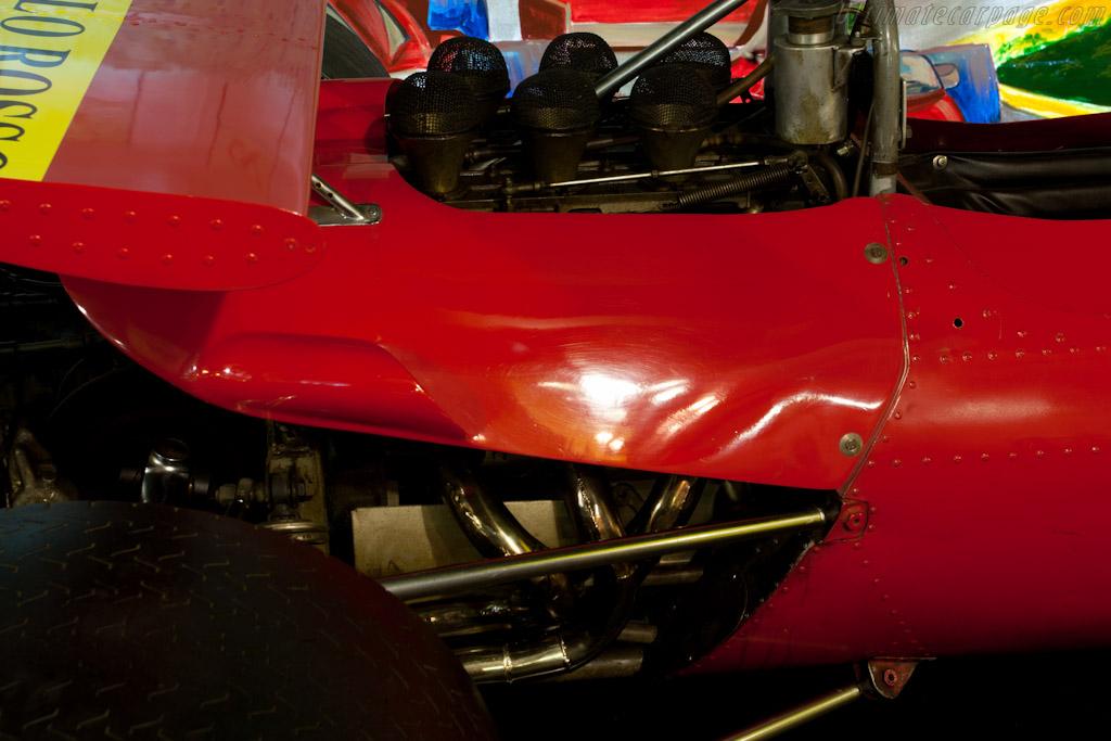 Ferrari 246 Dino Tasman - Chassis: 0008   - Maranello Rosso