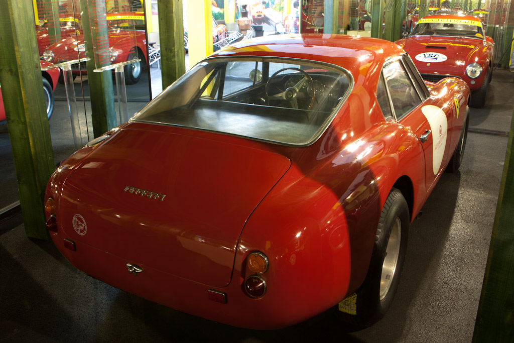 Ferrari 250 GT 'Interim'    - Maranello Rosso