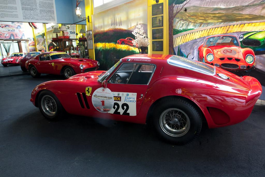 Ferrari 250 GTO - Chassis: 3851GT   - Maranello Rosso