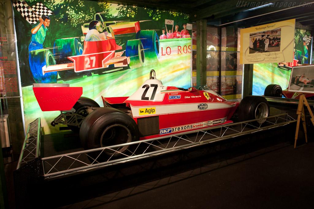 Ferrari 312 T3 - Chassis: 033   - Maranello Rosso
