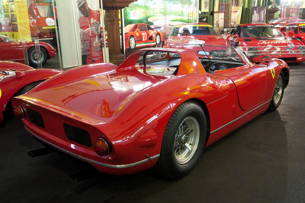 Ferrari 330 P - Chassis: 0818   - Maranello Rosso