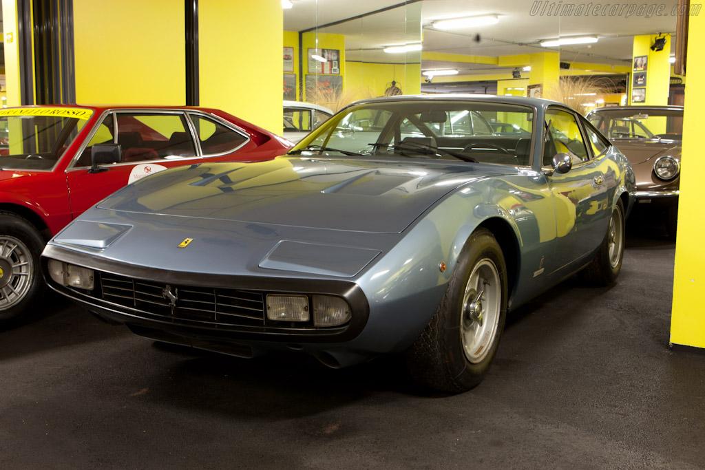 Ferrari 365 GTC/4 - Chassis: 15985   - Maranello Rosso