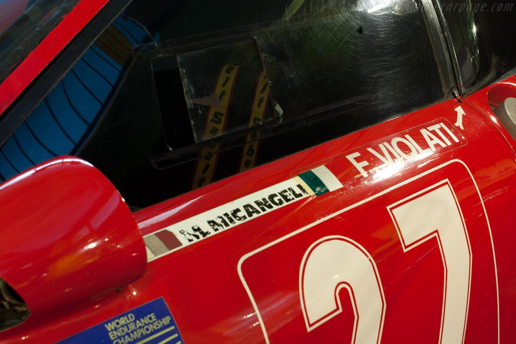 Ferrari 512 BB LM 'Ferrarelle' - Chassis: 35529   - Maranello Rosso