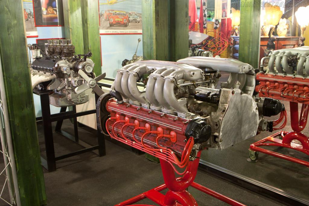 Ferrari engines    - Maranello Rosso