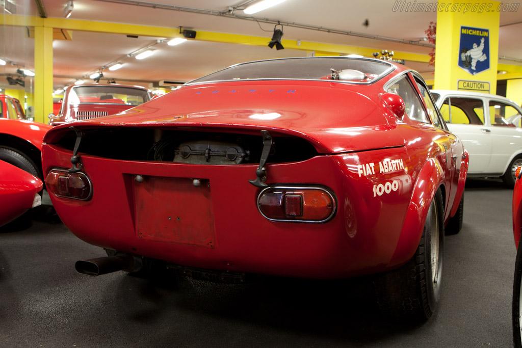 Fiat Abarth 1000    - Maranello Rosso