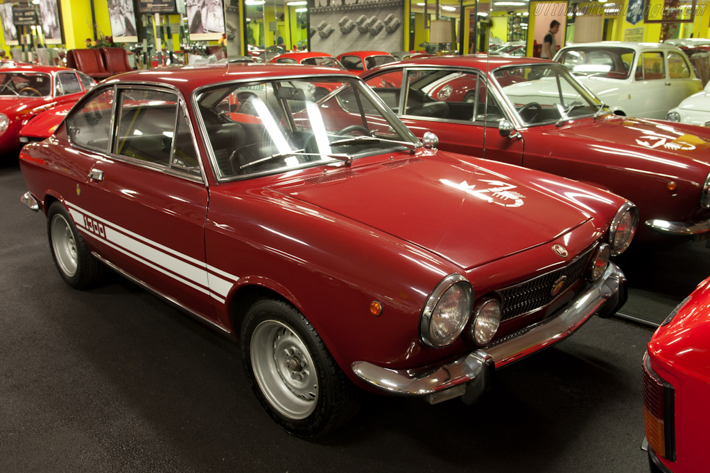 Fiat Abarth 1300   - Maranello Rosso