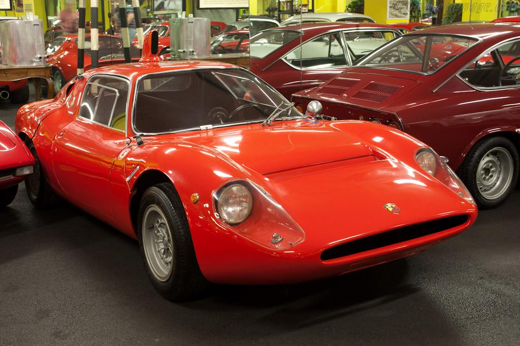 Fiat Abarth 1300 Ot Chassis 137c 0038 Maranello Rosso