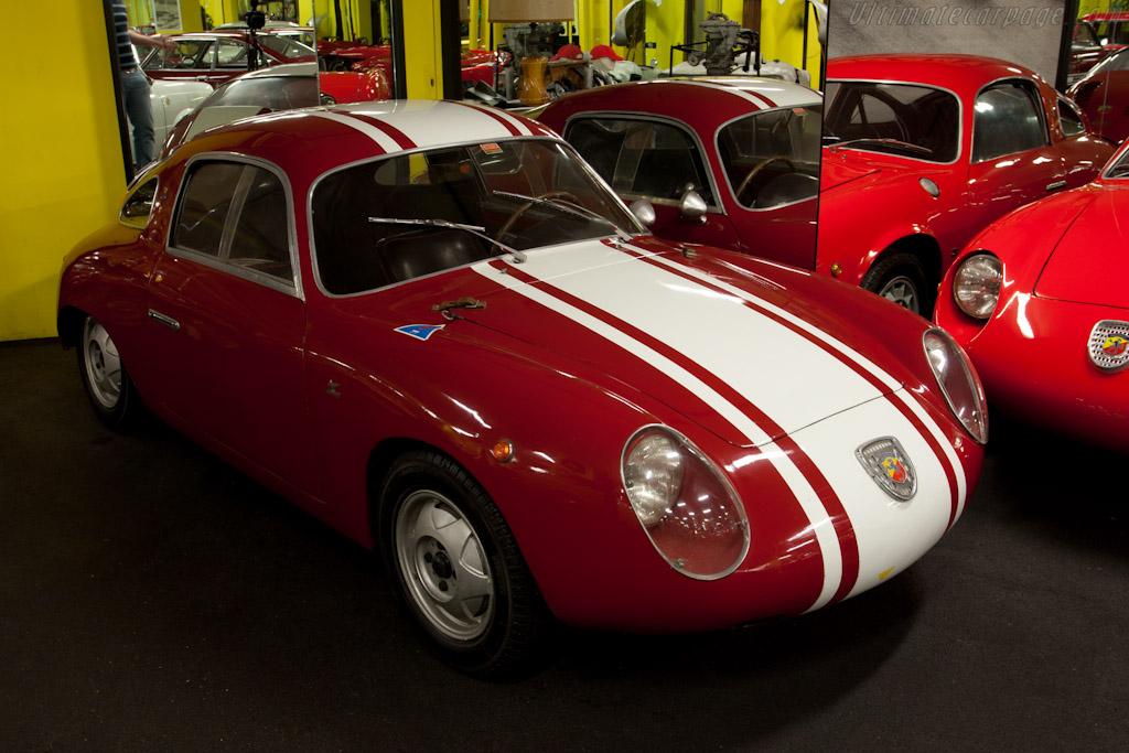 Fiat Abarth 750 Zagato    - Maranello Rosso