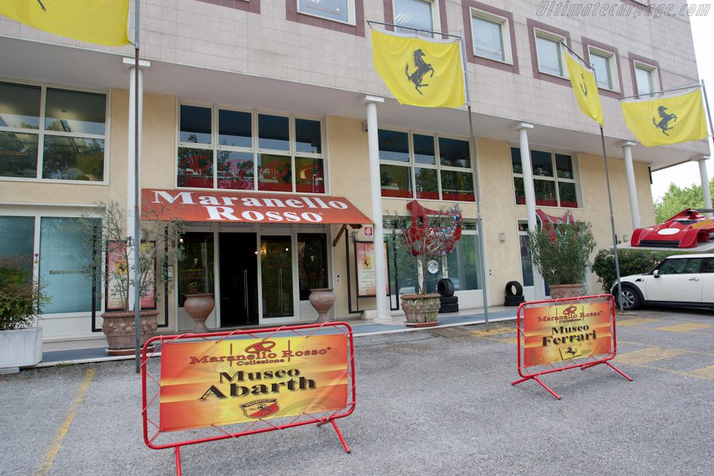 Welcome to Maranello Rosso    - Maranello Rosso