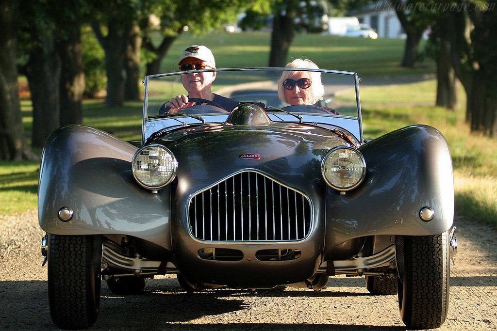 Allard J2 Roadster    - 2008 Meadow Brook Concours d'Elegance