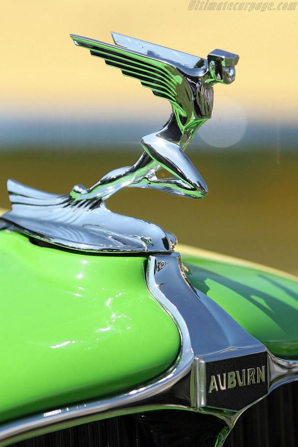 Auburn 12-160A Speedster    - 2008 Meadow Brook Concours d'Elegance