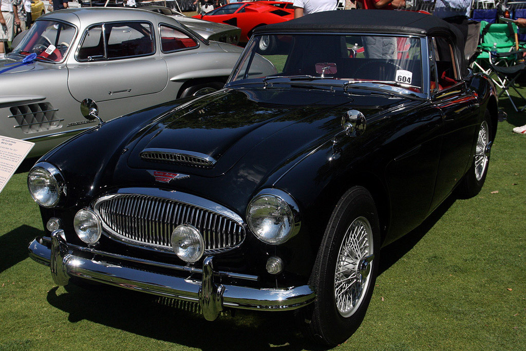 Austin Healey Mark II BJ7 3000 Convertible    - 2008 Meadow Brook Concours d'Elegance