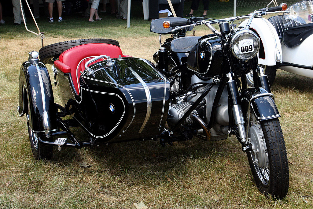 BMW R69S with Sidecar    - 2008 Meadow Brook Concours d'Elegance