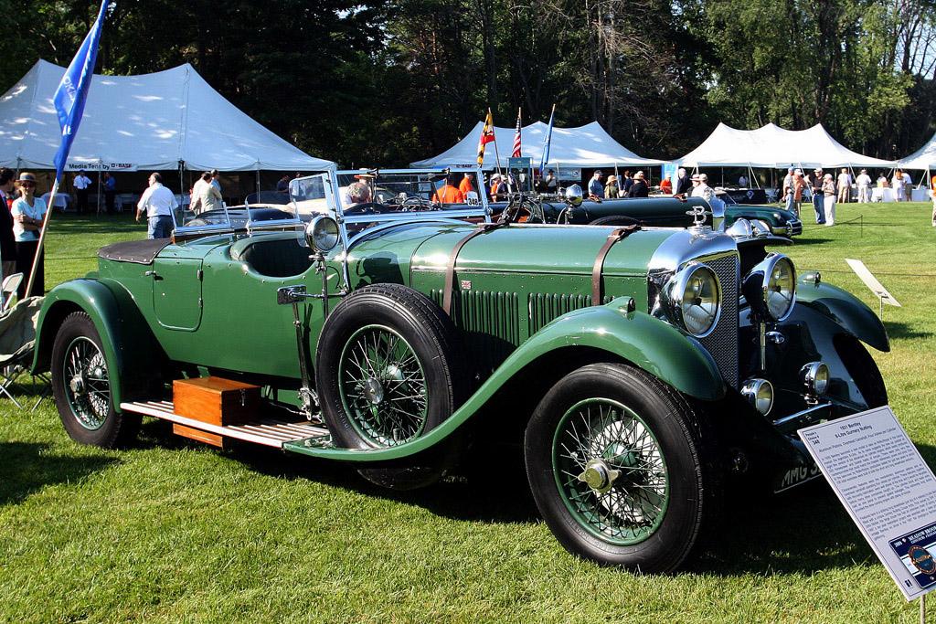 Bentley 8-Liter Gurney Nutting    - 2008 Meadow Brook Concours d'Elegance