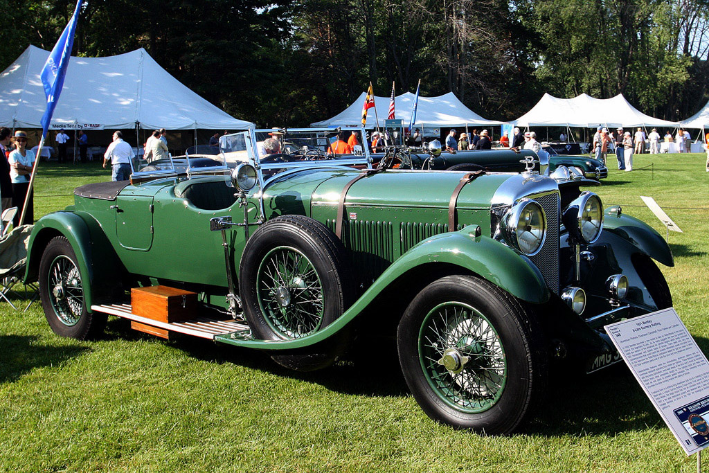 Bentley 8-Litre Gurney Nutting    - 2008 Meadow Brook Concours d'Elegance