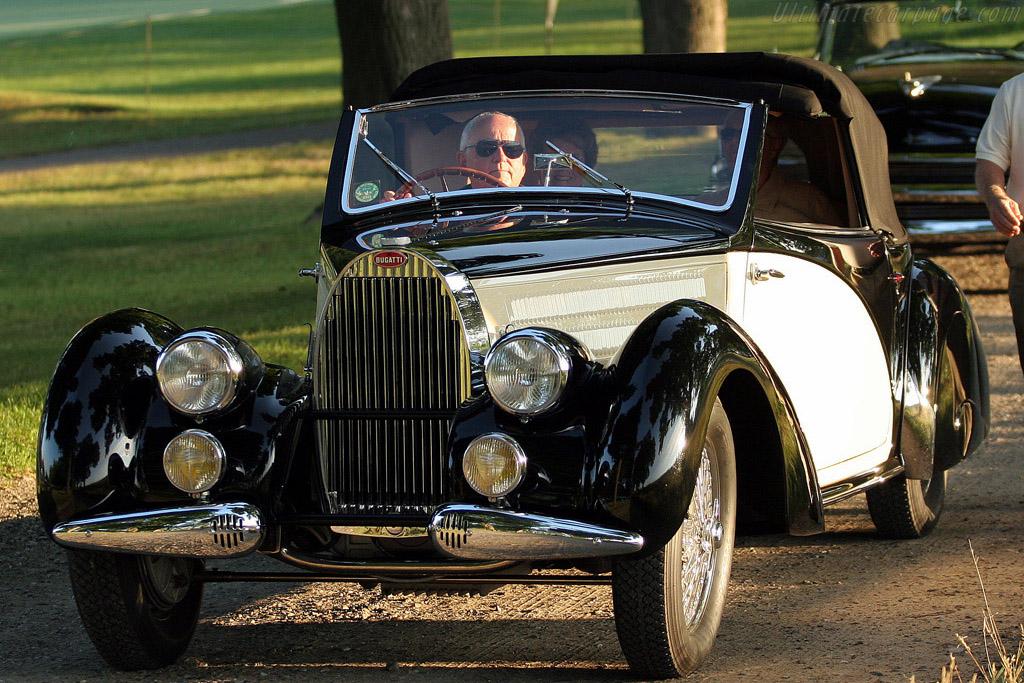 Bugatti Type 57C 3-position drophead LeTourneur et Marchand    - 2008 Meadow Brook Concours d'Elegance