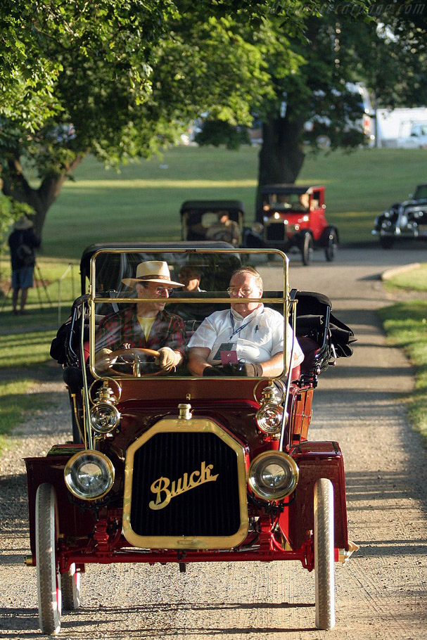 Buick Model F    - 2008 Meadow Brook Concours d'Elegance