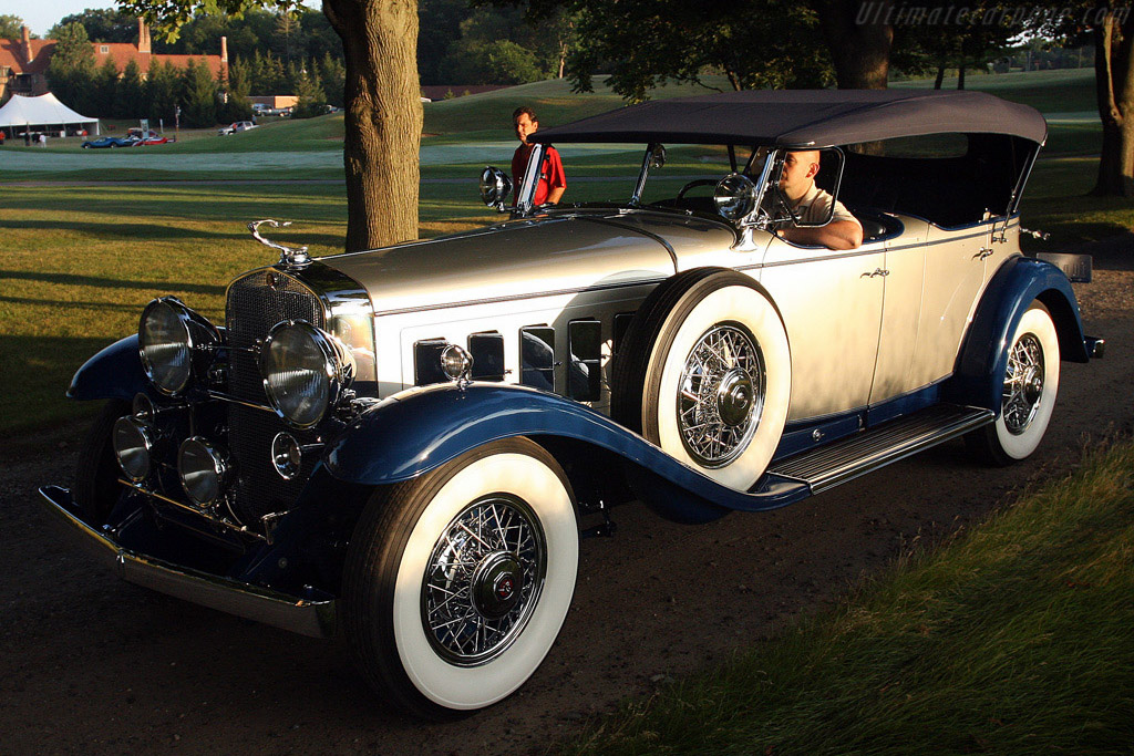 Cadillac V16 Sports Phaeton    - 2008 Meadow Brook Concours d'Elegance