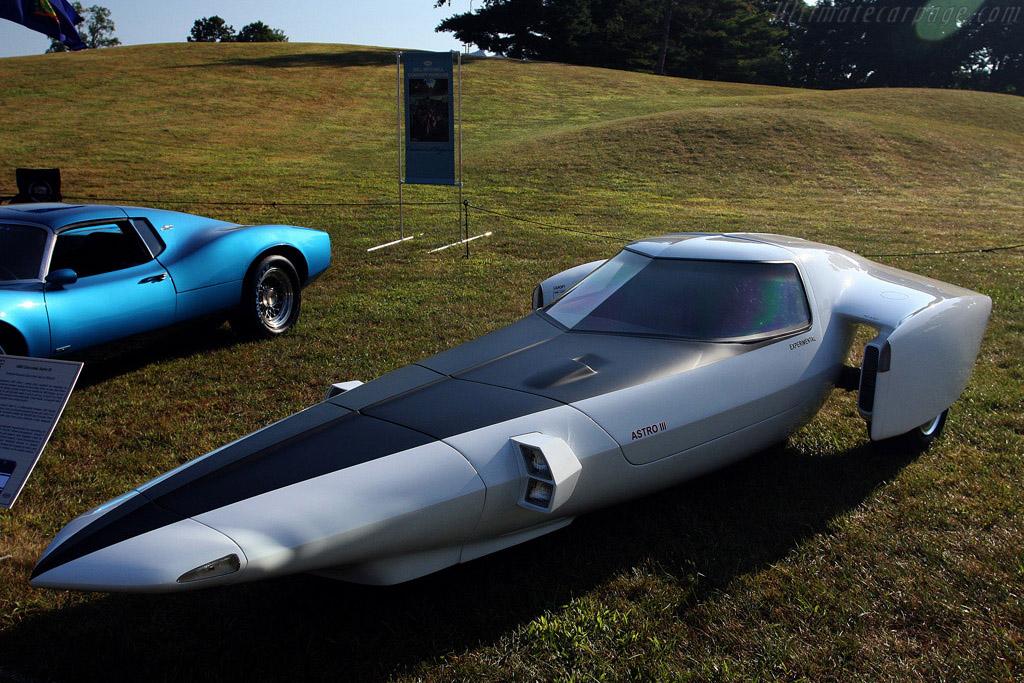Chevrolet Astro III    - 2008 Meadow Brook Concours d'Elegance