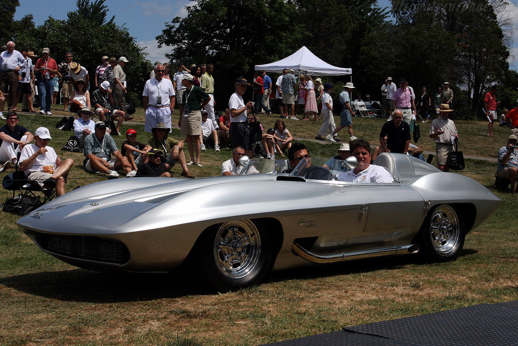 Chevrolet Corvette Stingray Special Racer    - 2008 Meadow Brook Concours d'Elegance