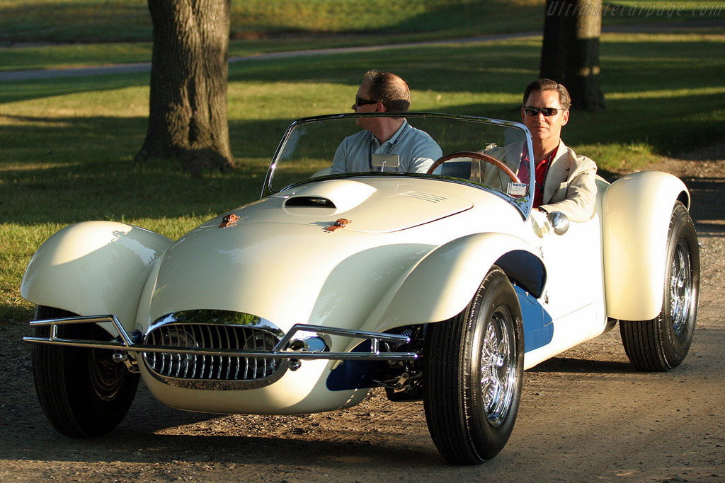 Diedt Rochester Special Roadster    - 2008 Meadow Brook Concours d'Elegance